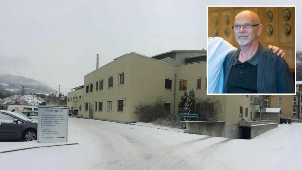 VIL HA FORTGANG: Sogndal SV og partileiar Oddbjørn Bukve vil ha fortgang i arbeidet med varslingssakene i Sogn barnevern.