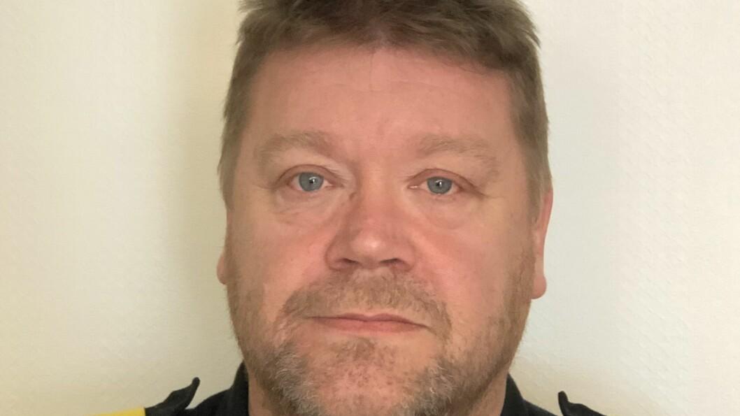 FØRSTEPLASS: Roy Egil Stadheim er valt som førstekandidat for Vik Ap si valliste for kommunevalet i haust.