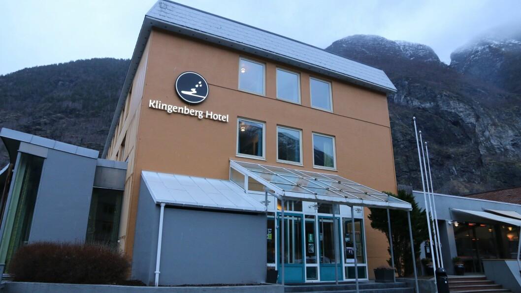 MØTE: Torsdag møter generalforsamlinga i Indre Sogn Sparebank på Klingenberg Hotell for å diskutera fusjonen til Sogn Sparebank.
