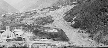 Gardar tatt av jordskred, svartedauden og tragiske ulukker i Årdal