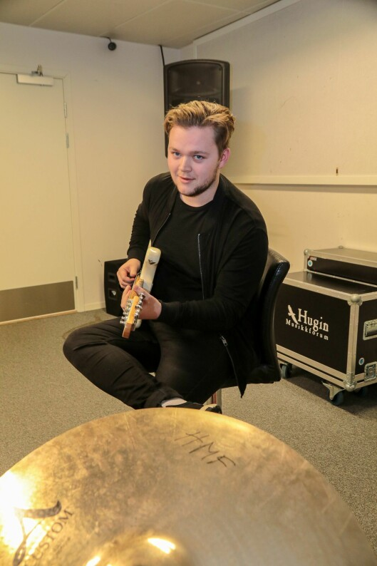 – Andreas Hillestad Aannevik er ein av dei mest talentfulle unge akkurat no, meiner Ketil Thorbjørnsen.