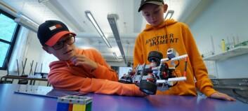 «Teknologifag i praksis» inspirerer unge teknologar