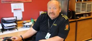 Knudsen om politisjefen sitt nedleggingsforslag: – Bekymringsfullt å miste lokal tilknytning