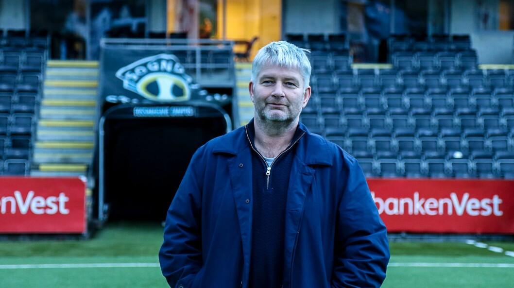 TIDLEG AVGANG: Terje Rognsø gav seg etter under eit halvt år i klubben som dagleg leiar. No kan han fort vere eit av fleire aktuelle namn på blokka som ein erstattar for trenar Eirik Bakke.