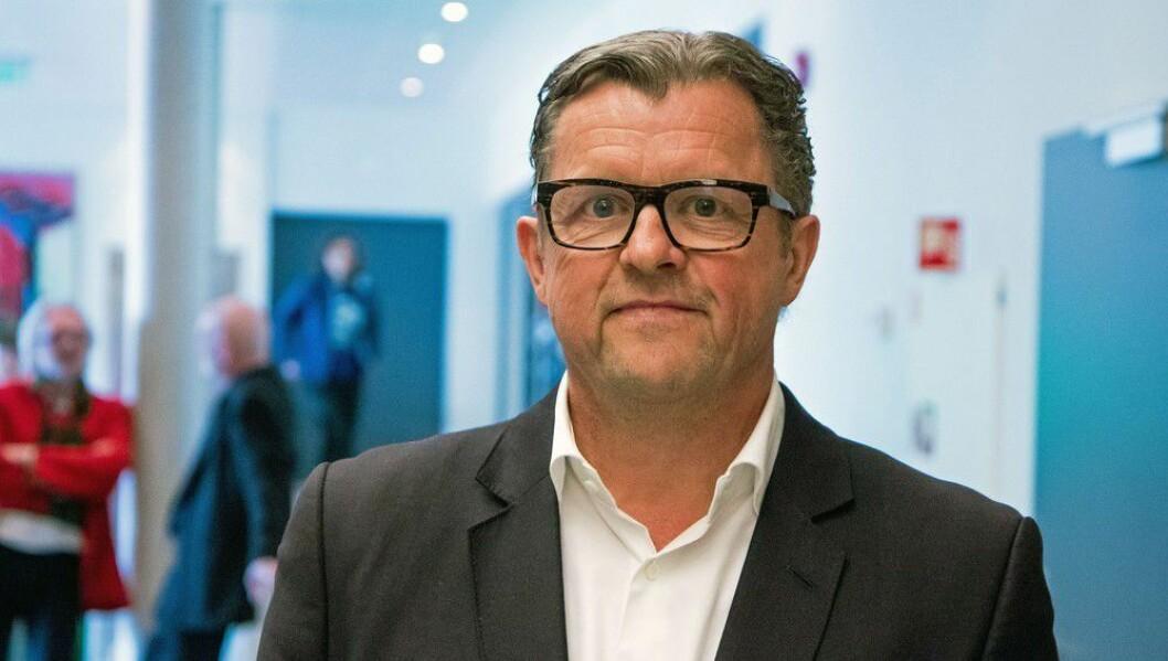 HOTELLSJEF PÅ TOPPLISTA: Sigurd Kvikne, dagleg leiar for Kviknes Hotel, var blant dei som tente mest i 2018 i Balestrand kommune.