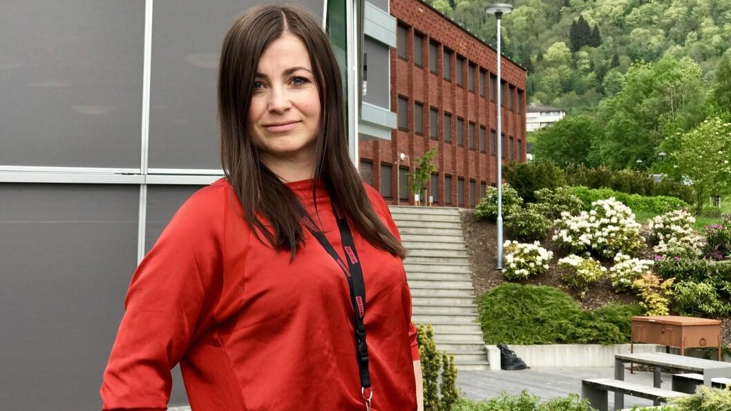 PRIORITERING: Henny-Kristin Asperanden Navarsete meiner Høgre prioriterer milliardærane i staden for vanlege folk.