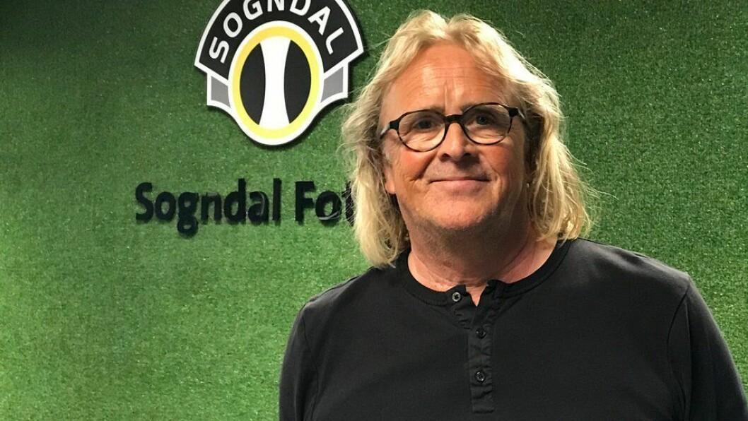 DRASTISK: Dagleg leiar Rasmus Mo seier klubben ikkje hadde noko anna val.