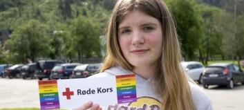 Røde Kors: – Pride for menneskeverd