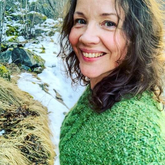 Høve til å lære meir om rovfugl: Sandra Oppheim er mellom dei som skal på foredraget til Geir Høitomt.