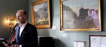– I sommar er Munthehuset Norge sitt midlertidige nasjonalgalleri