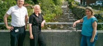Vestlandsforsking får 2,9 millionar til å forska på vatn