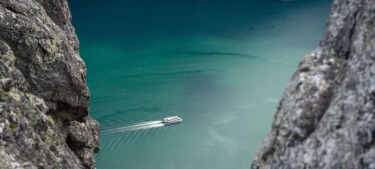 Flåm kåra til den sjuande beste cruisedestinasjon i verda