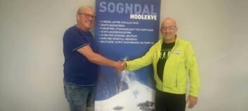 Svein Olav Haugen er tilsett i Sogndal Skisenter: – Eg gler meg til å bruka all mi tid på dette
