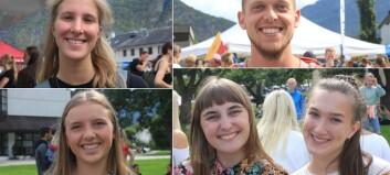 Kvifor valde studentane Sogndal som studieplass?