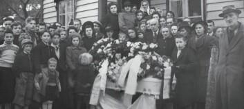 Skikkar omkring død og gravferd for 80 år sidan