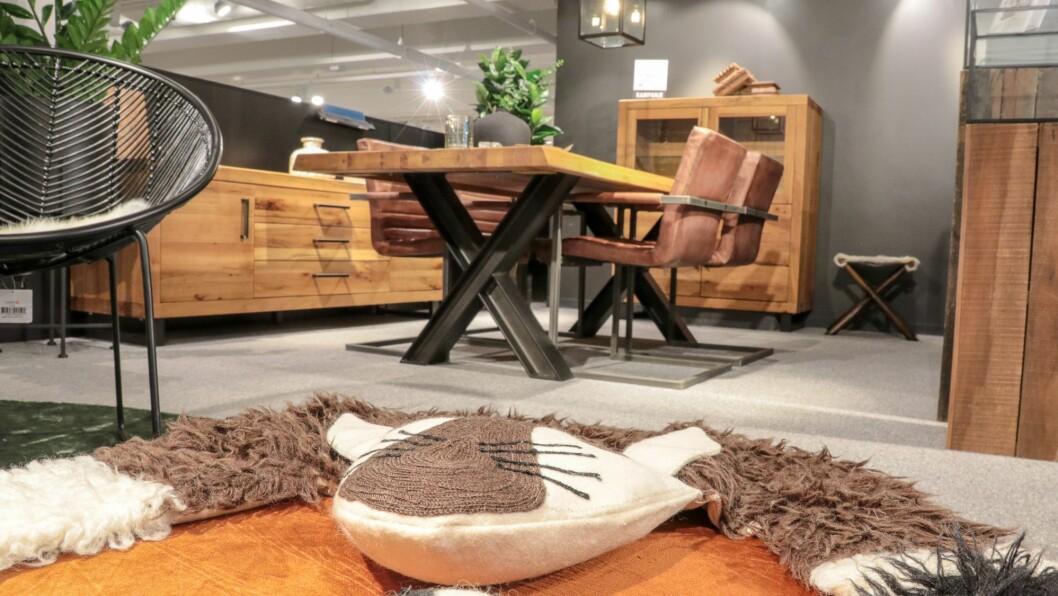 Fagmøbler: Heilheit i utstillinga er viktig