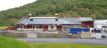 Sogn jord- og hagebruksskule vil drifta bygningar med solenergi