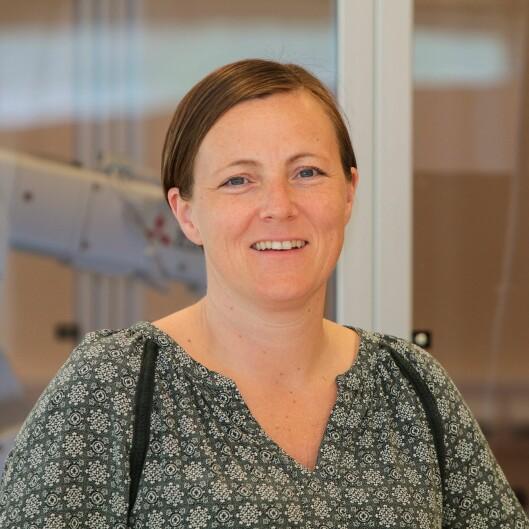 Linda Nordheim har permisjon frå jobben som lærar ved Årdal vidaregåande skule for å utarbeide tilbodet til SITEP.
