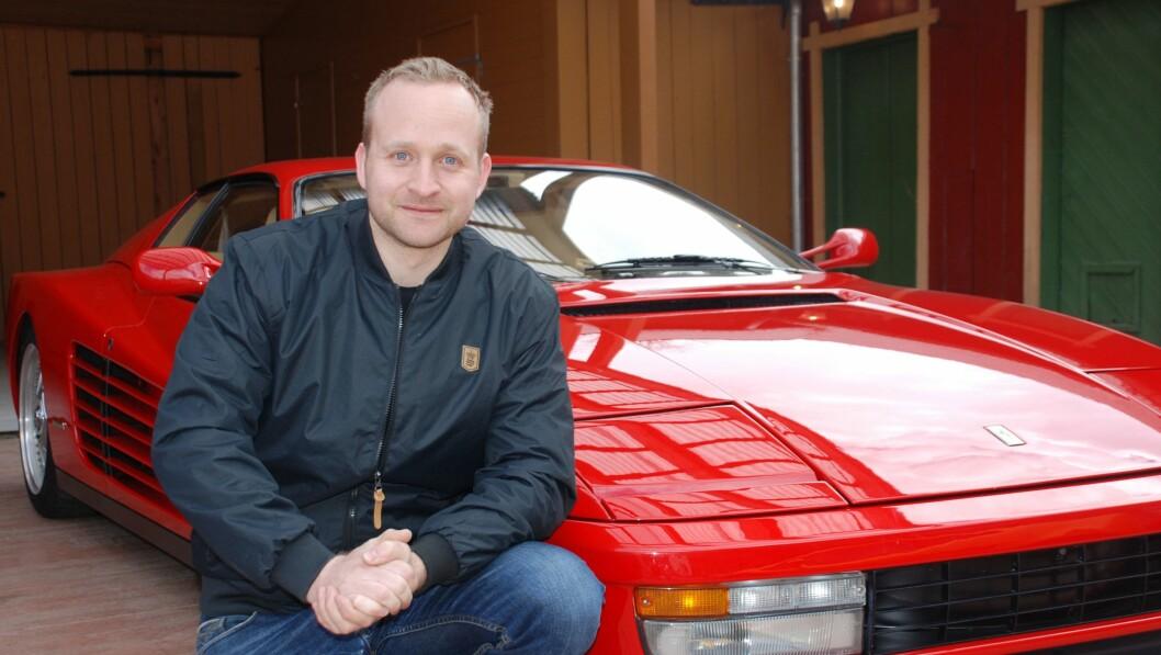 TREKK SEG: Johannes Einemo trekkjer seg som ordførarkandidat for Høgre i Lærdal.