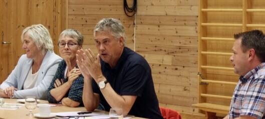Nessane møter sin nye kommune