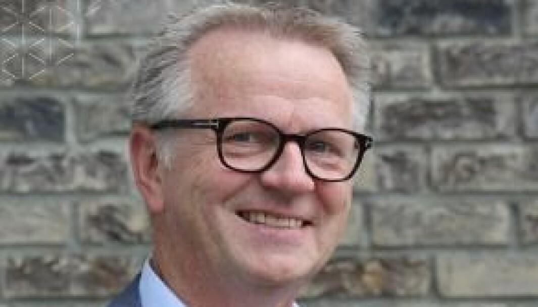 DIALOG: Wiggo Hustad i Human-Etisk Forbund i Indre Sogn ønskjer dialog med kommunane om livssynsnøytrale seremonirom.