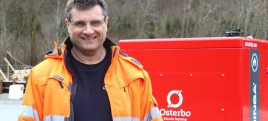 Østerbø maskin jaktar på ny administrerande direktør – dagleg leiar går av