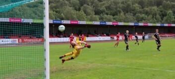 Årdal FK vann 4-2 over Stryn i målrikt oppgjer