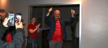 Hilmar Høl blir ordførar i Årdal: - Heldt på å begynne å grina
