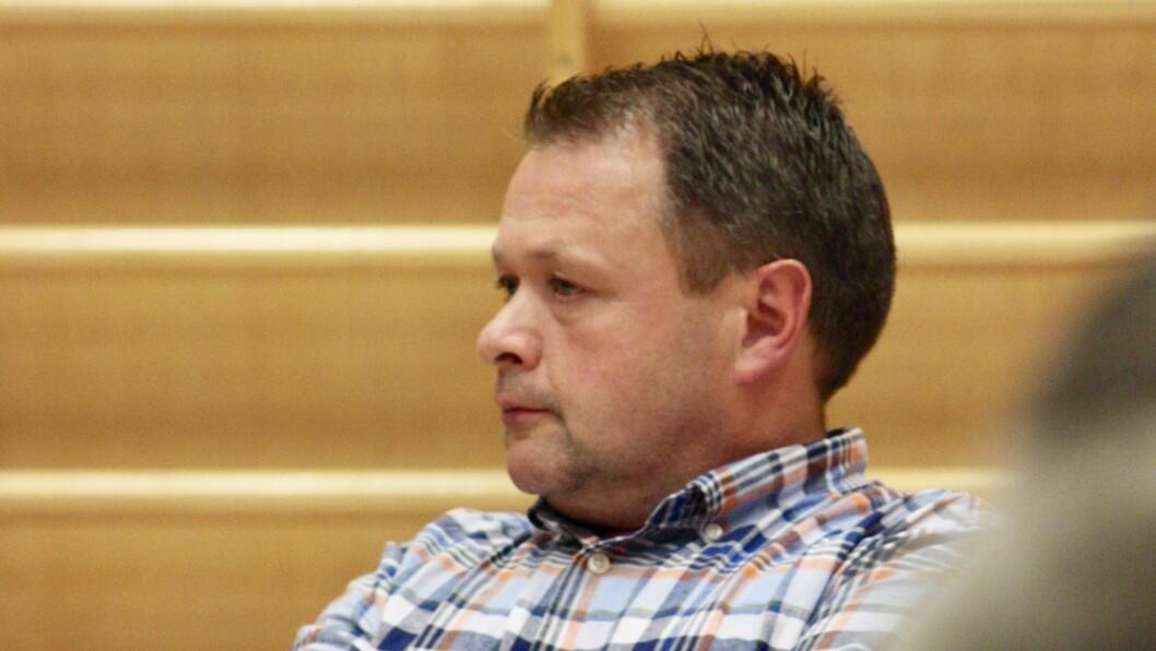 SAMARBEID: Ordførarkandidat for Sp, Geir Helge Østerbø, håpar å samarbeide godt med Ap etter valet.
