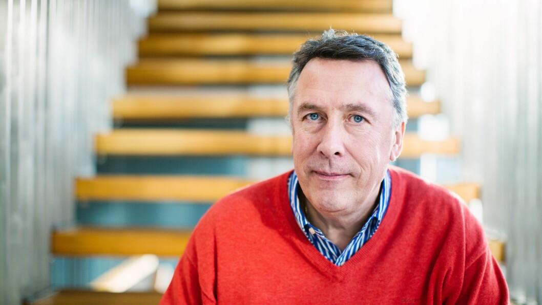 LYTTE: Tom Knudsen, regiondirektør i  NHO Vestlandet, meiner politikarane må halde vallovnader og bli flinkare å lytte til verksemder i kommunane framover.