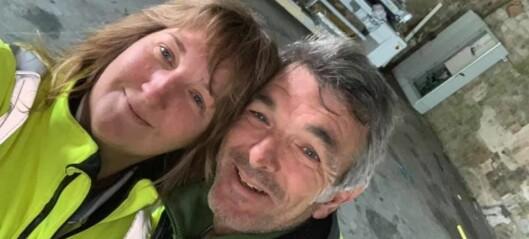 Eva og Rune satsar på blikkenslagerverksemd i Gulen