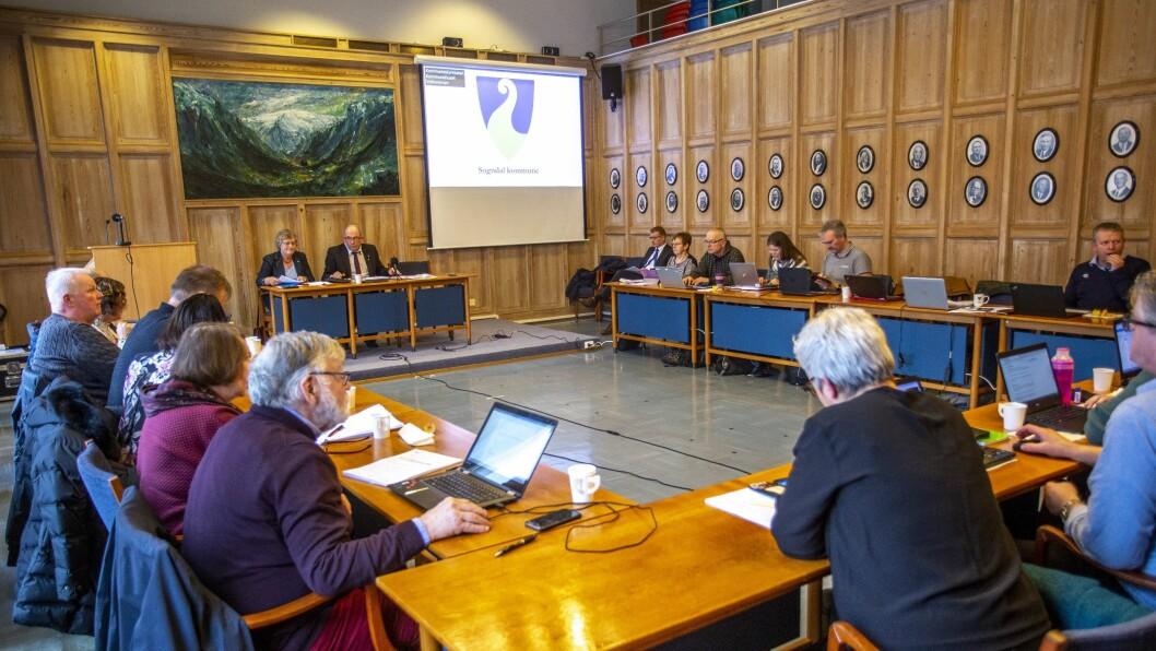 KAN BLI NY RÅDMANN: Ellen Marie Njøs Lillesvangstu kan bli tilsett som ny rådmann i Nye Sogndal under kommunestyret 3.oktober.
