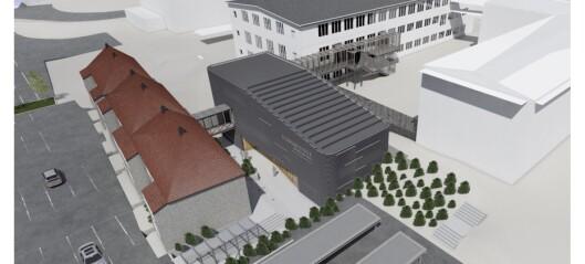 Fylkesrådmannen vil støtta teknologipark med 10 millionar