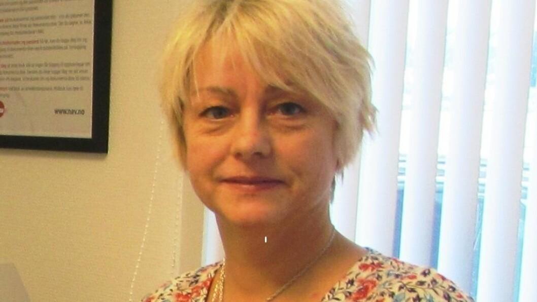 FØLGJER UTVIKLINGA: Grete Hagen, regionleiar i NAV Sogn, kan ikkje seie kvifor det er ei auke i talet ledig ungdom, men vil følgje denne trenda tett framover.