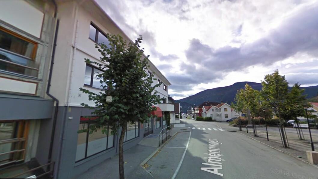 KONKURS: Restauranten Den gode nabo heldt til i lokala der Meat Point no har flytta inn. Biletet er frå då Joar Søhoel dreiv her.
