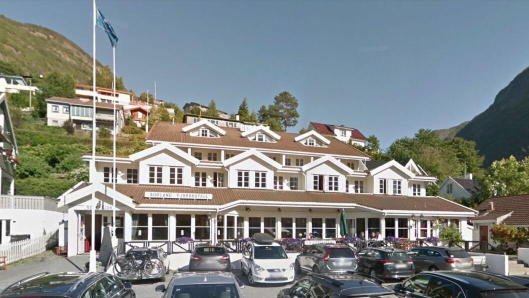 FISJON: Aurland Fjordhotell Eigedom og Aurland Hotell AS har fisjonert.