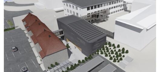 Milliondryss til både teknologipark i Årdal og fjordsenter i Fjærland
