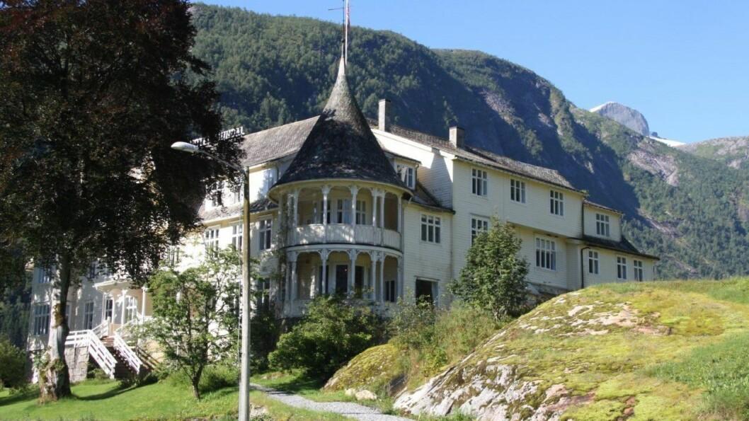 SELD: Hotell Mundal i Fjærland har fått nye eigarar.
