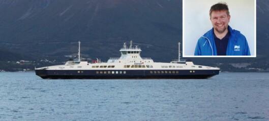 Uroa for driftstryggleiken med ny ferje – Fjord1 meiner teknologien vil fungere