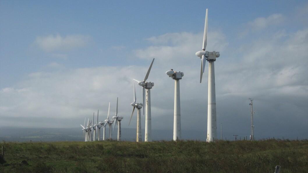 LEGG VEKK: Regjeringa ønskjer ikkje nytta nasjonal ramme for vindkraft på grunn av den store motstanden forslaget har møtt.