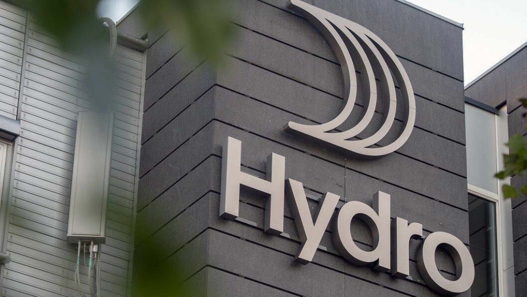 REDUKSJON: Norsk Hydro ASA melder om ein nedgang i justert driftsresultat i tredje kvartal i år mot same tid i fjor.