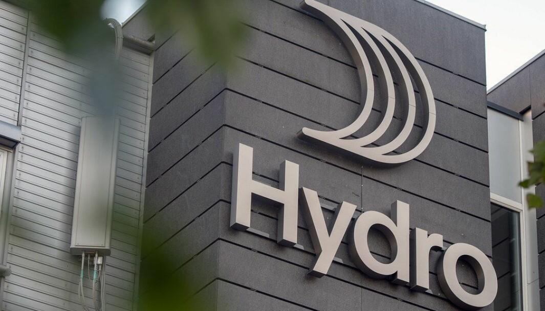 AVTALE: Norsk Hydro ønskjer å utvikle prosjkekt nær Hydro-eigde aluminiumsverk.
