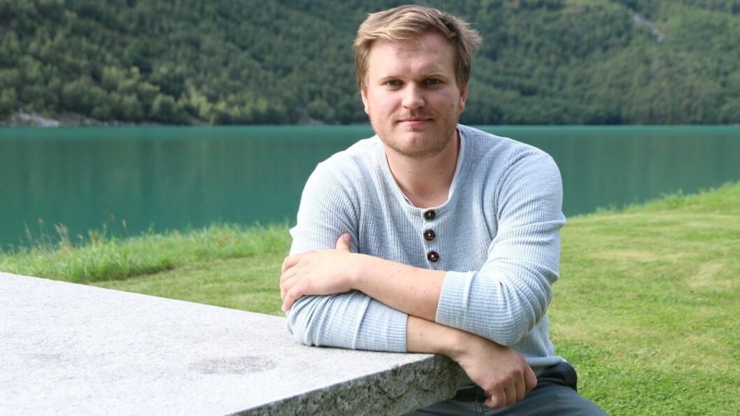 VIKTIG ROLLE: Aleksander Øren Heen er utnemnd til programkomitèen til Sp.
