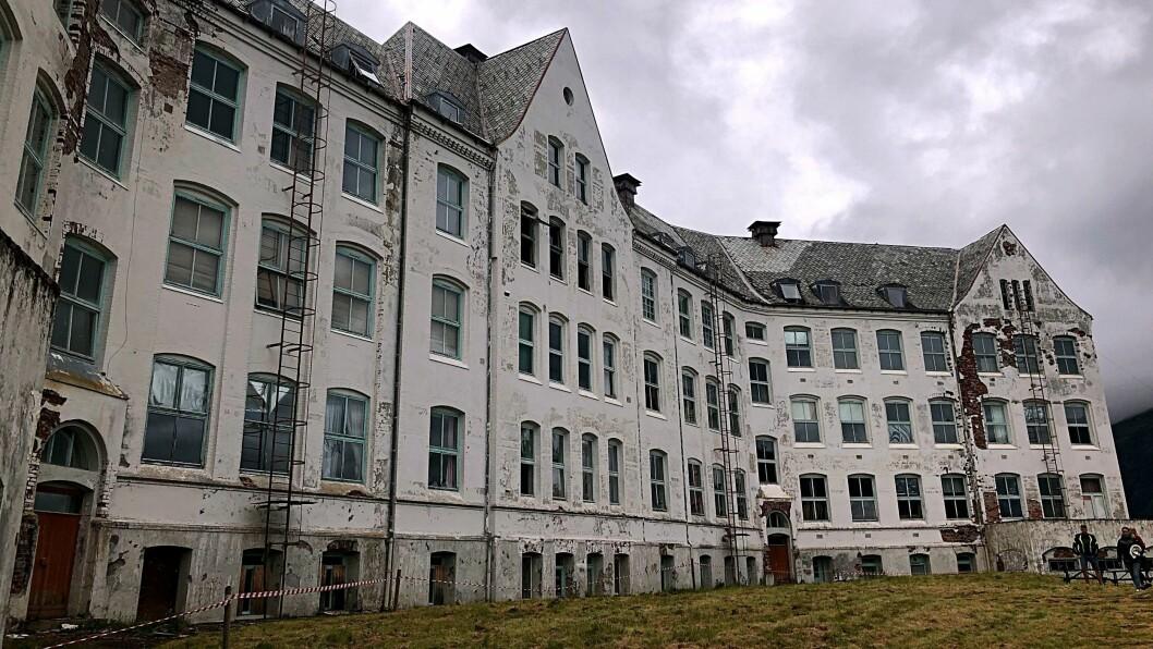 SISTE INNSPURT: Sal av fallrettane er det siste som må på plass før hotellplanane på Harastølen kan settast ut i live.