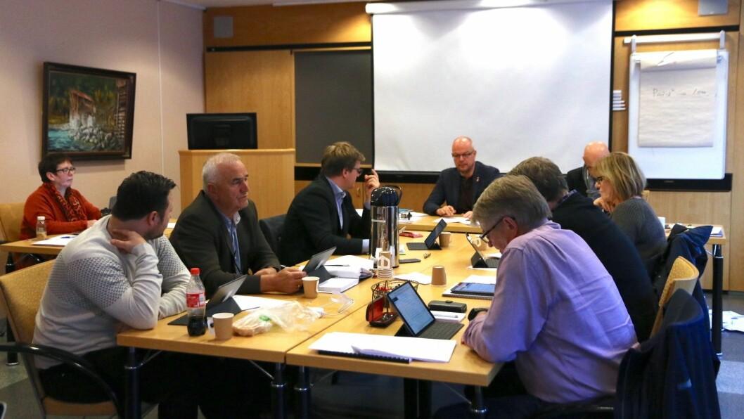 NASJONALPARKKOMMUNE: Torsdag vedtok formannskapet i Årdal å søkja om status som nasjonalparkkommune.