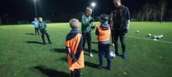 Sogndal-duoen trente håpefulle fotballtalent på heimebane