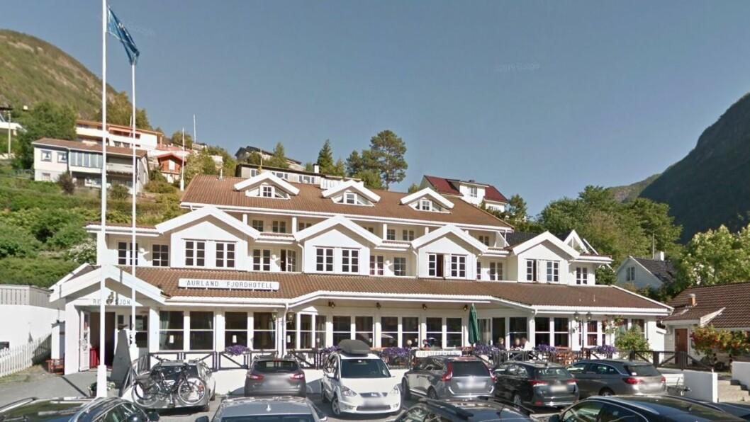 FUSJON: Aurland Fjordhotell Eigedom AS var eit av dei seks selskapa som inngjekk fusjon i Aurland.
