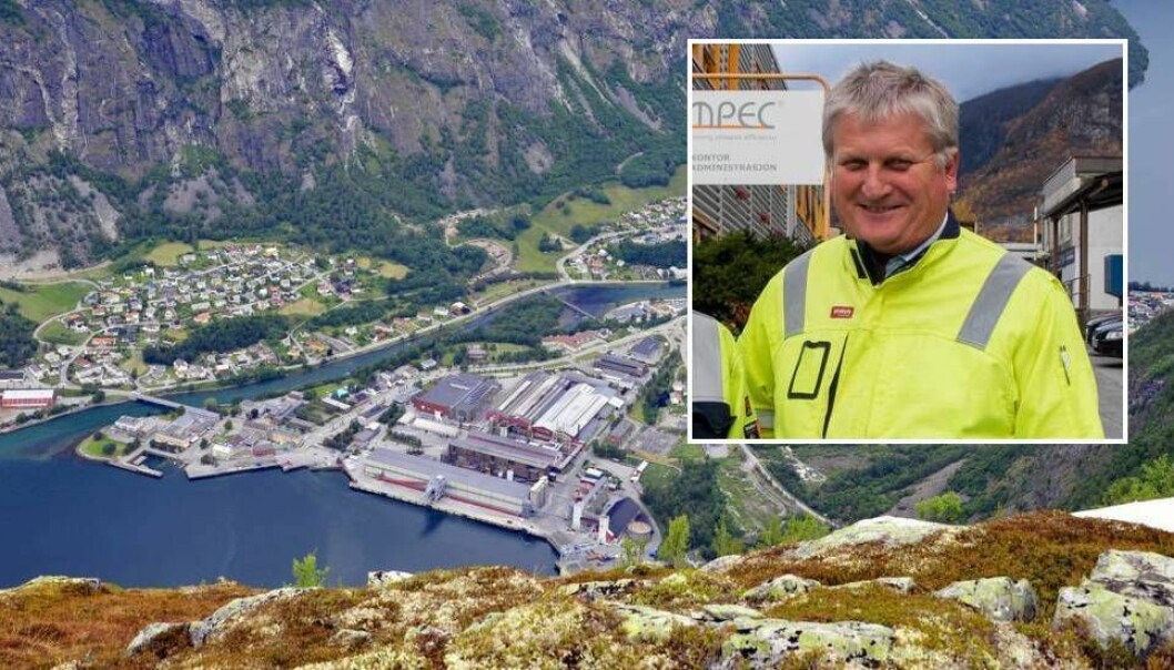 PÅ TOPP: Ståle Øvstetun toppar inntektslista i Årdal for 2018.