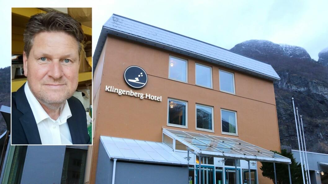 NY SJEF: Sigmund Vika er tilsett som ny dagleg leiar for Klingenberg Hotel, Sitla og Vetti Gard.