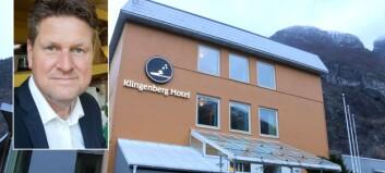 Han er tilsett som ny dagleg leiar for Klingenberg hotel i Årdal